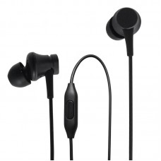 Наушники вакуумные Xiaomi Mi In-Ear Headphones Basic Black